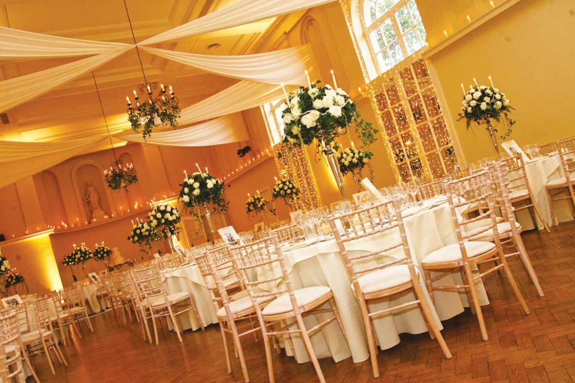 room decor and hire kate deegan wedding planner
