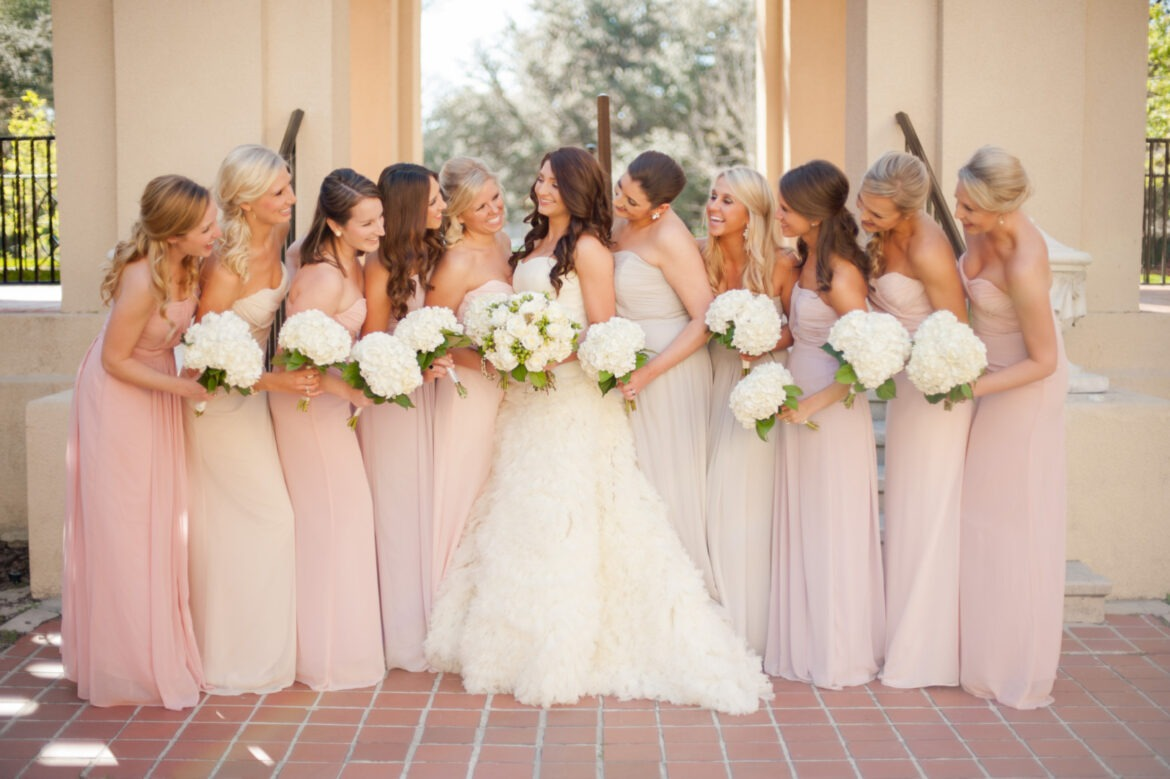 How Much Should Bridesmaids Pay For Hair And Makeup