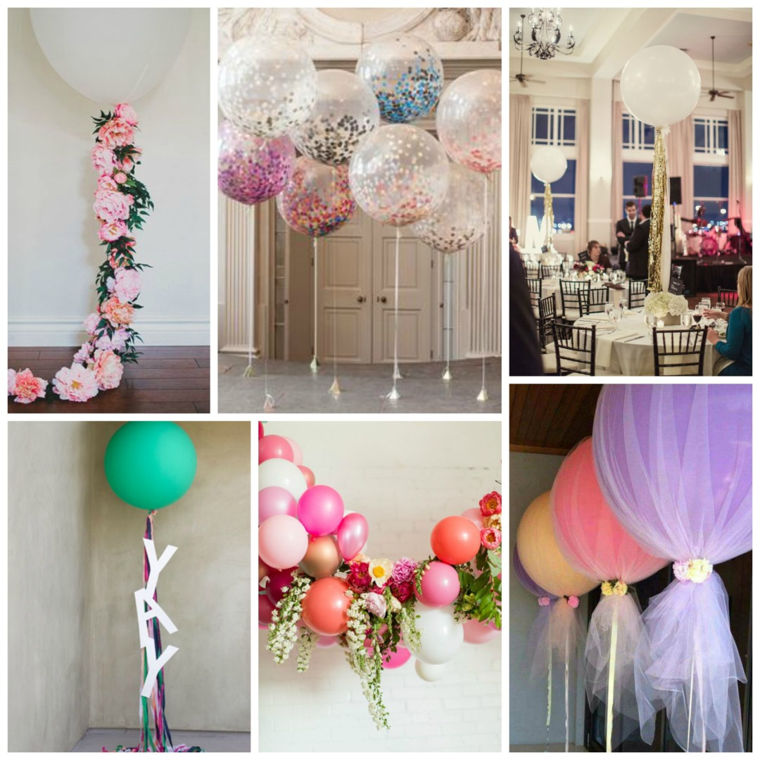 30 Best Diy Wedding Decorations: 32 Pictures Balloon Room Decorating Ideas