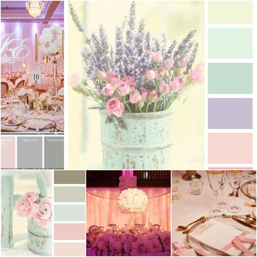French Romance Wedding Theme Co Ordination Made Easy