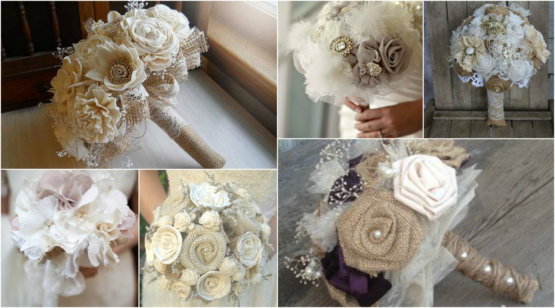 Alternatives To The Bridal Bouquet Co Ordination Made Easy