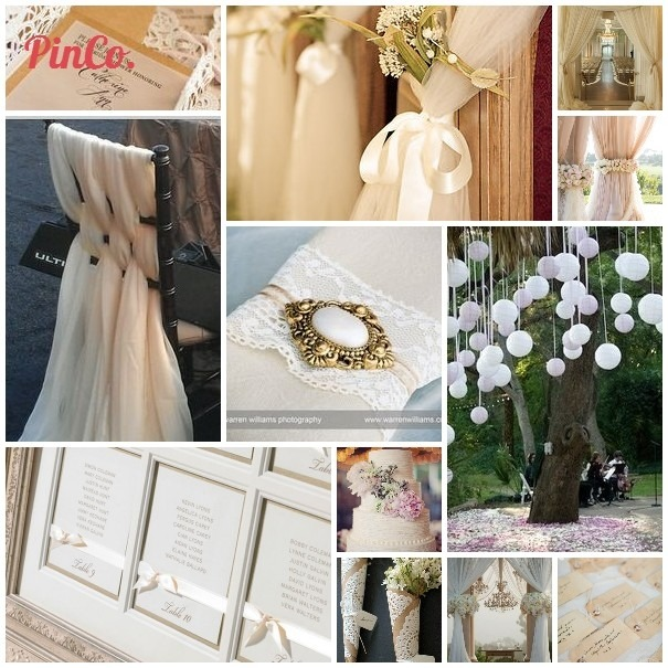 winter whites wedding inspiration