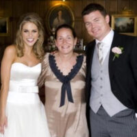 Brian O'Driscoll, Amy Huberman Wedding Kate Deegan wedding planner co-me.net